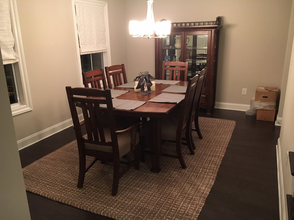 Dining Room - House for rent in Atlanta: Georgia Tech, GA